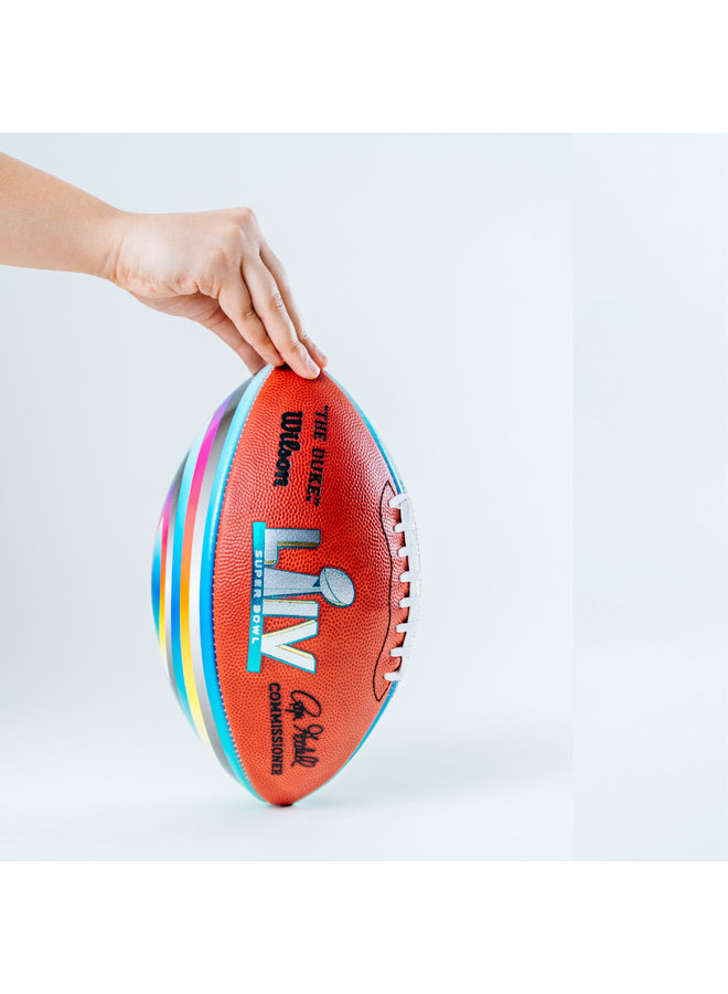 Wynwood x Wilson SBLIV Football by Tavar Zawacki