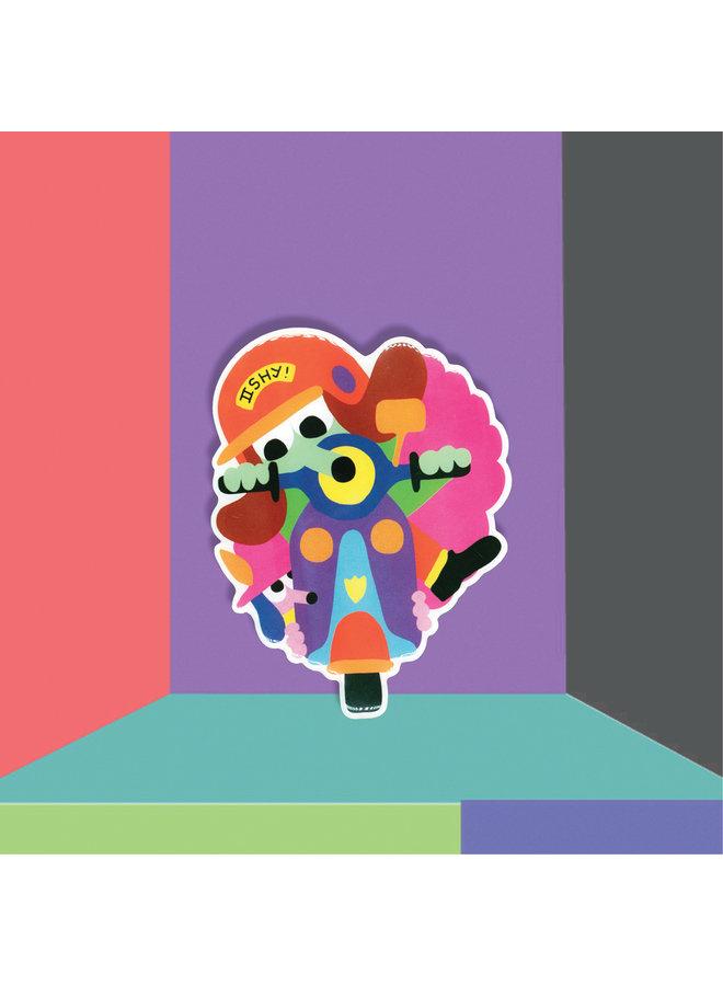 2Shy Magnet