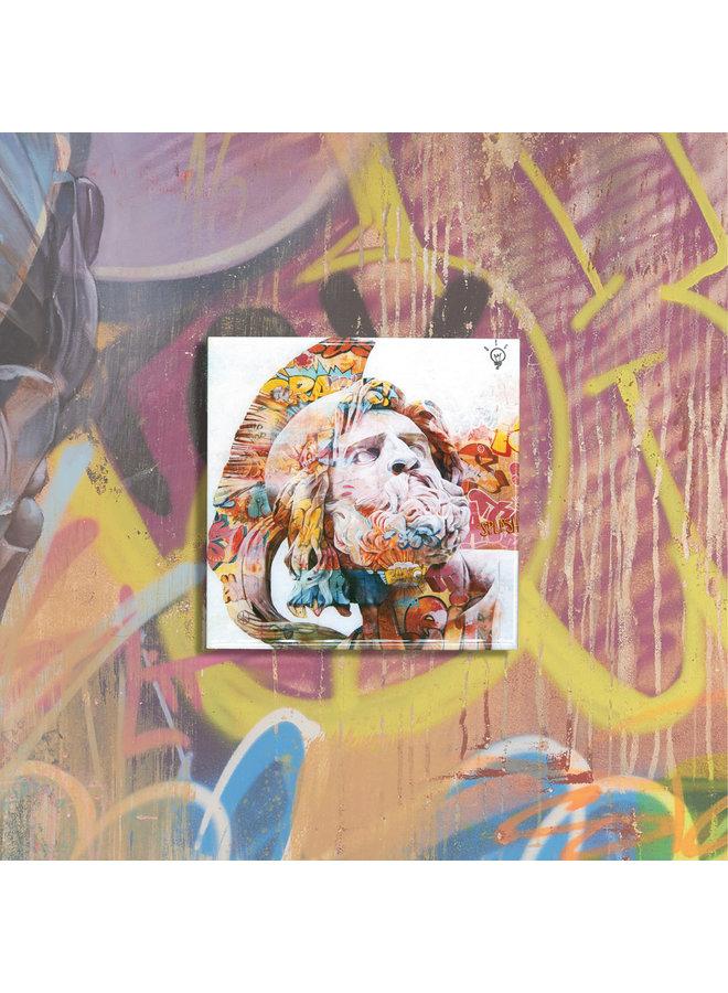 PichiAvo Urban Mythology Magnet