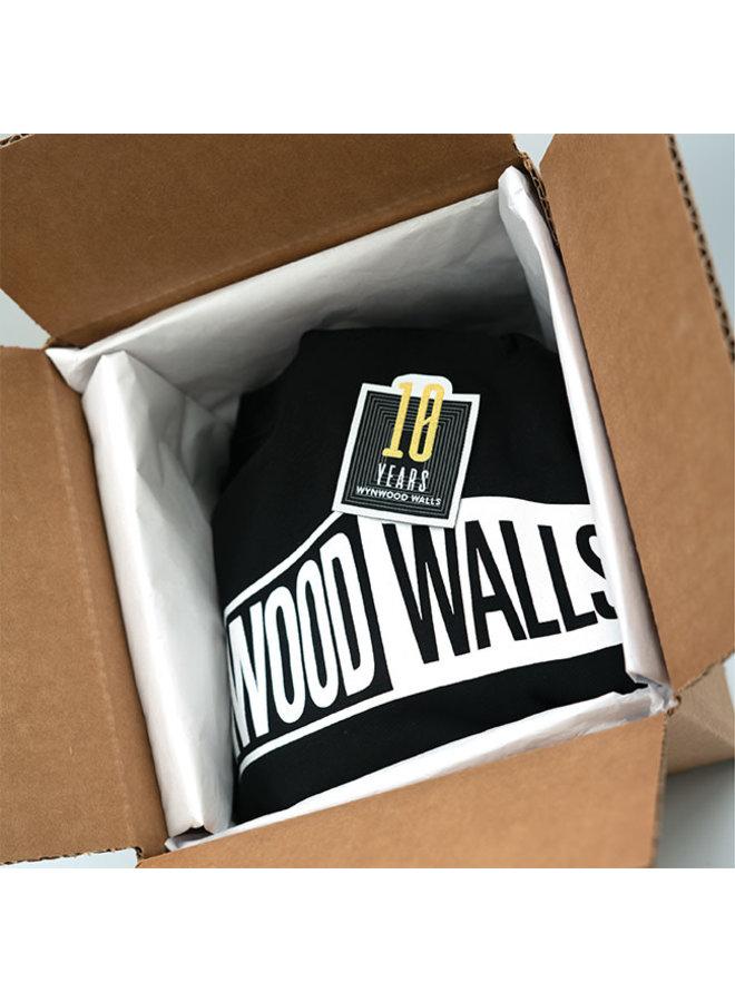 10th Anniversary Wynwood Walls Patch