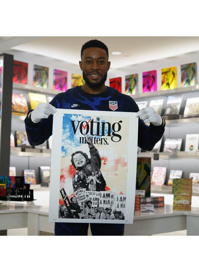 MOJO x When We All Vote 2020