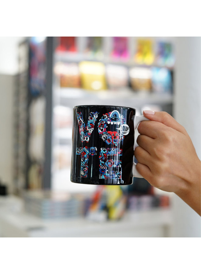 Greg Mike x When We All Vote Ceramic Mug