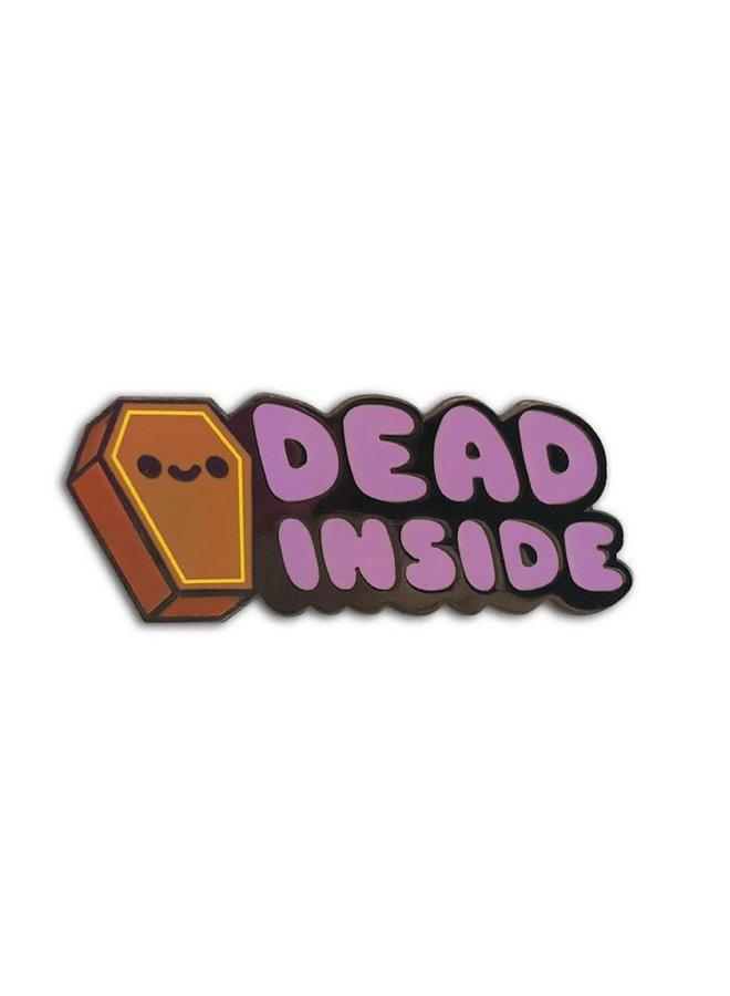 Dead Inside Pin