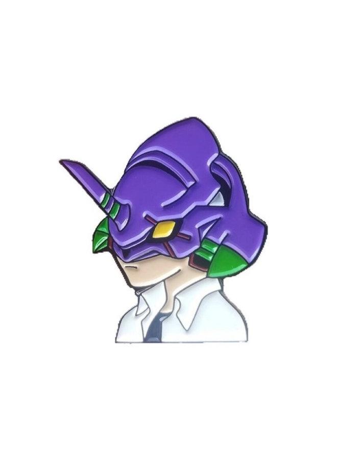 Evangelion Shinji Pin