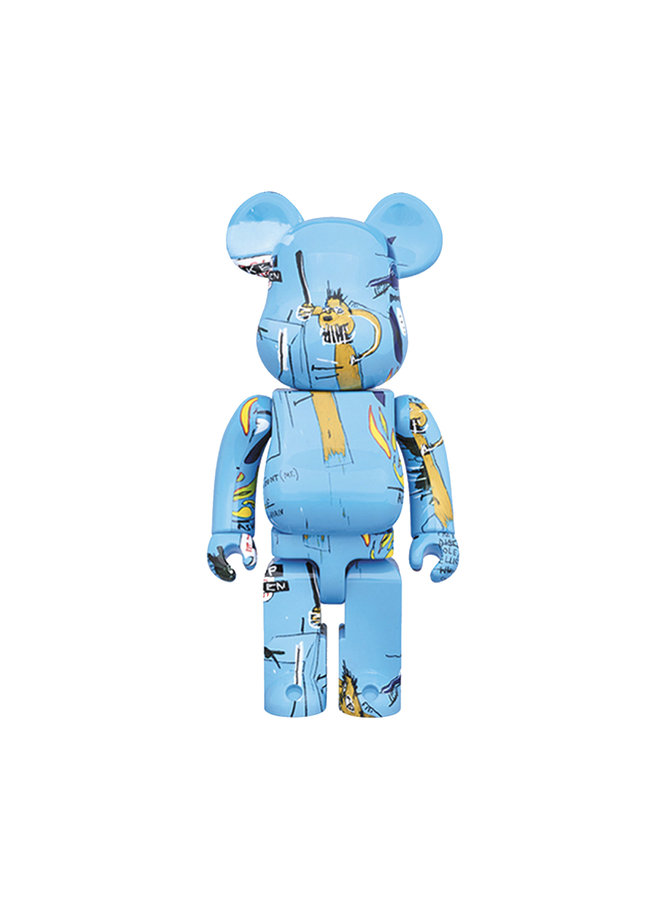 Be@rbrick 1000% Jean-Michel Basquiat Vol. 4