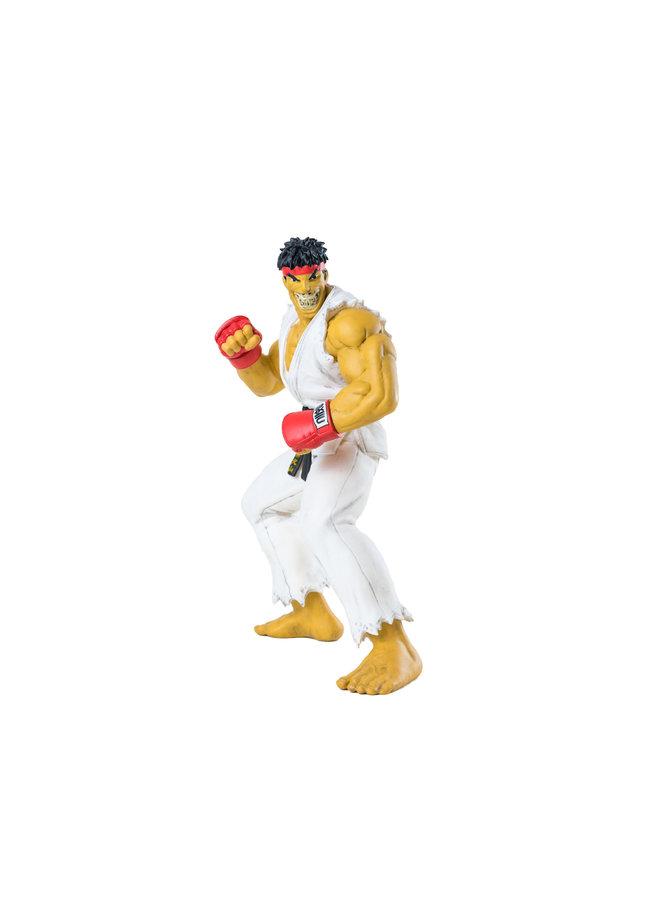 Ron English Street Fighter Ryu Figure