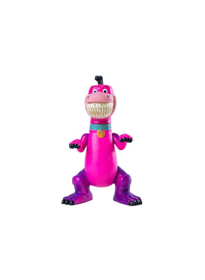 Ron English Dino Grin Figure