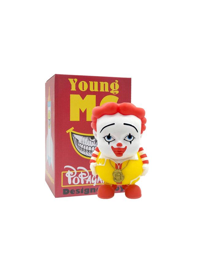 """Ron English """"Young MC"""""""