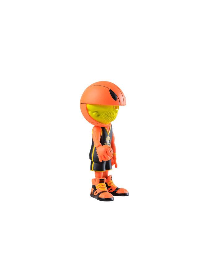 Ron English Basketball Grin Figure