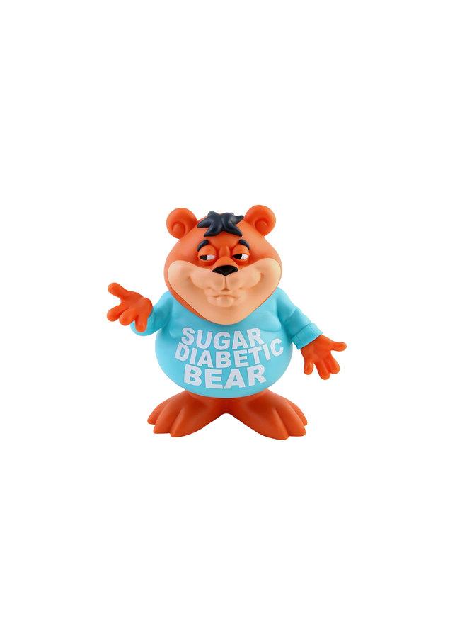 "Ron English ""Sugar Diabetic Bear"""