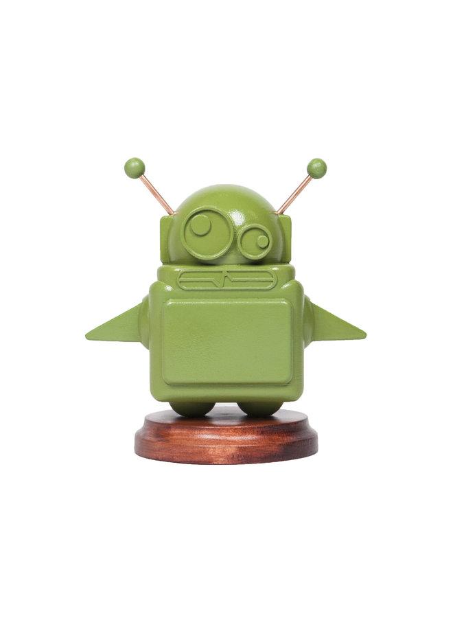 Pixelbot Sculpture