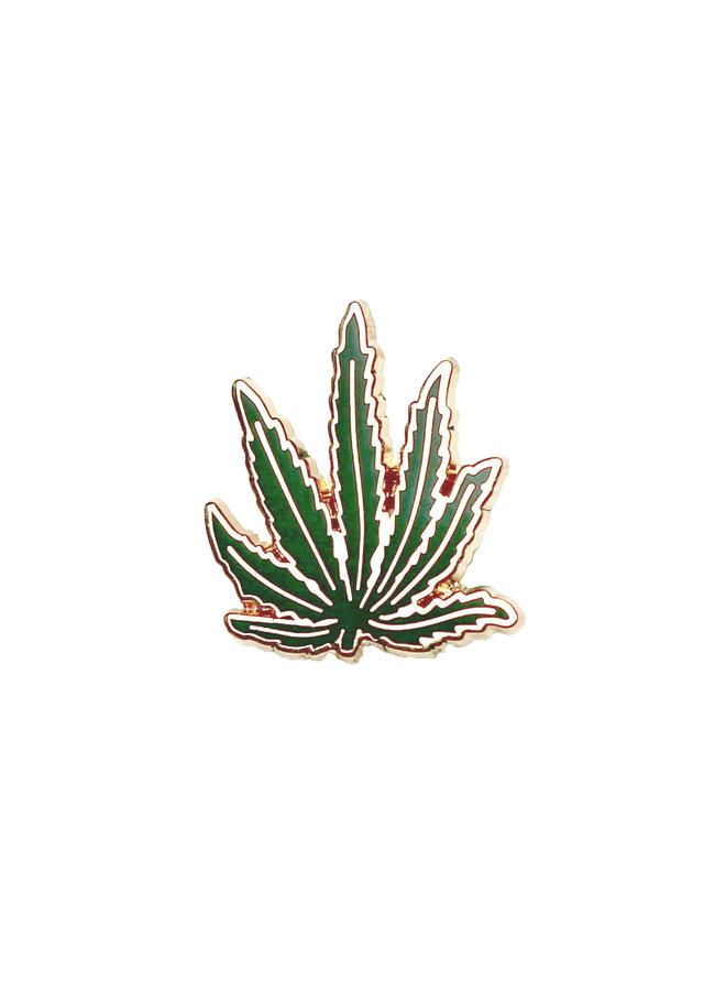 Mary Jane Leaf Pin
