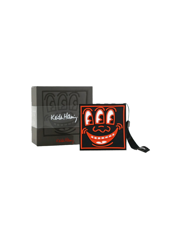 Keith Haring SoundQubes Black