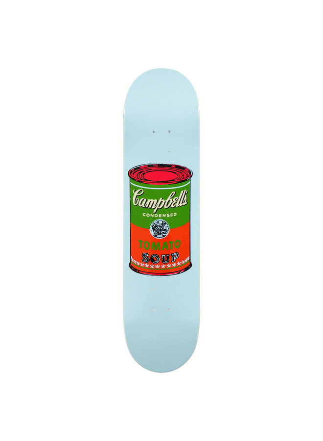 """Andy Warhol """"Red Campbell's Soup"""" Skate Deck"""