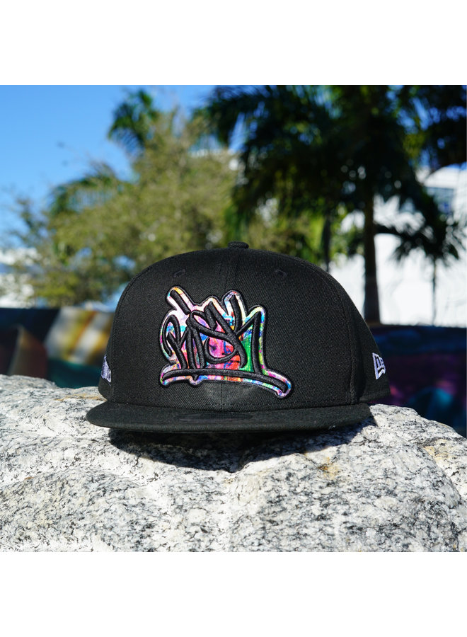 "RISK ""Riskoleum"" x Wynwood Walls 10th Year Anniversary New Era Cap"