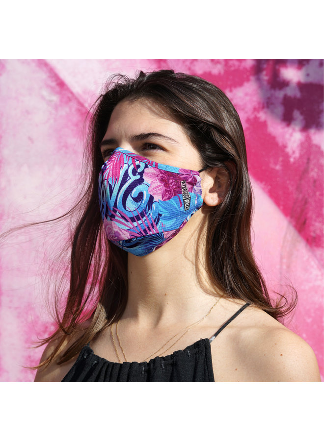 QUEEN ANDREA LOVE x Wynwood Walls ENRO Facemask