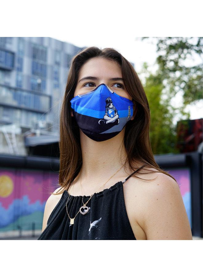 JOE IURATO  PROMISE SKY x Wynwood Walls ENRO Facemask