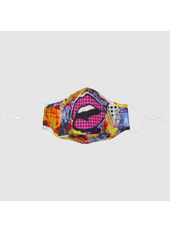 SEN 2 LAVIOS x Wynwood Walls ENRO Facemask