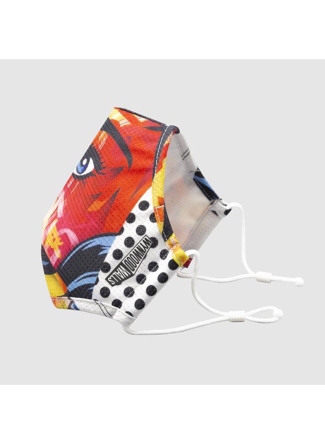 SEN 2 GAZE x Wynwood Walls ENRO Facemask