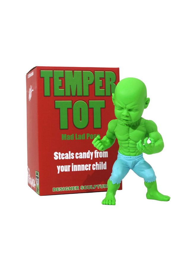 "Ron English ""Temper Tot"""