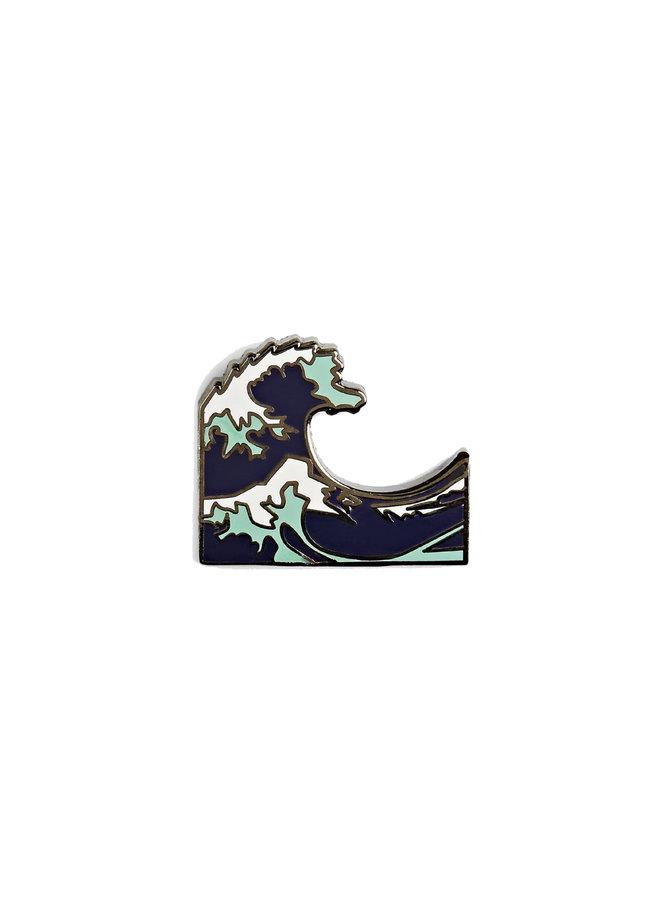 Wave Pin