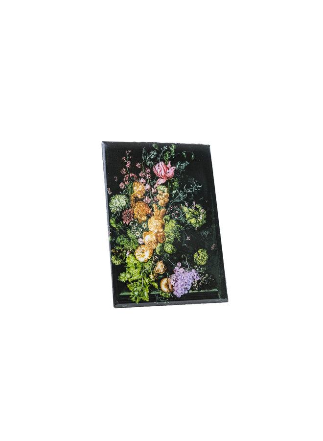 Logan Hicks A Vase Of Flowers Magnet