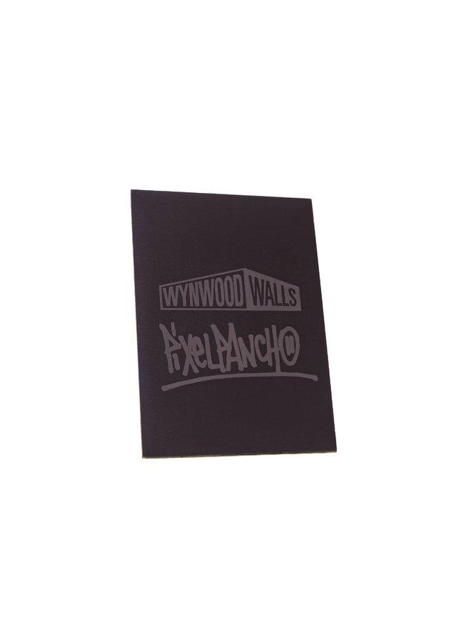 Pixel Pancho Paper Magnet