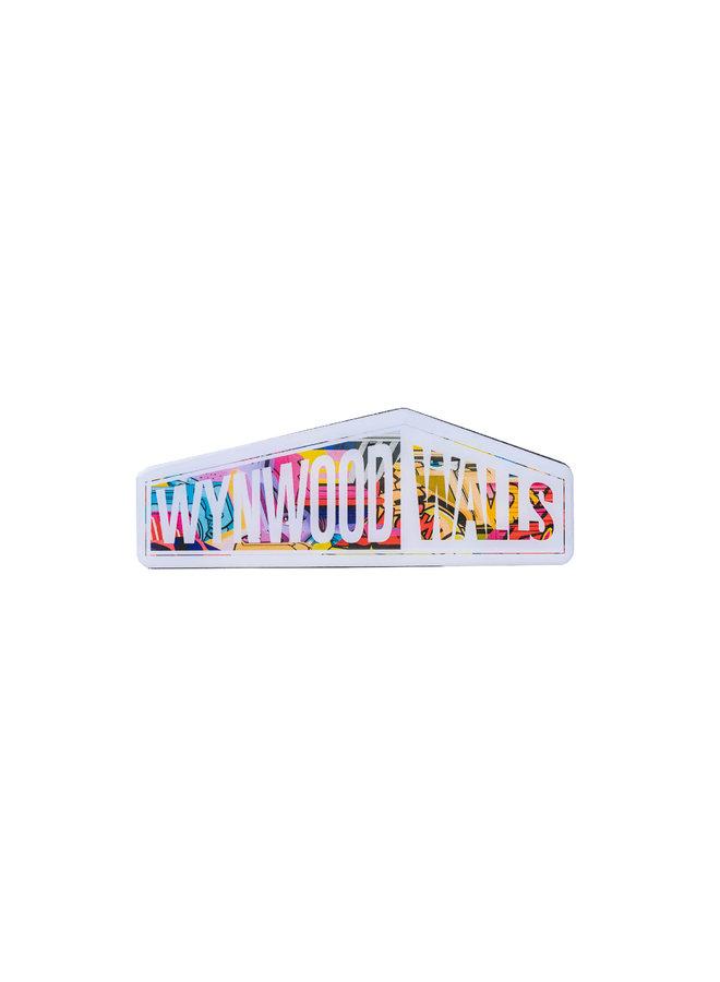 Wynwood Walls Pro176 Enamel Magnet