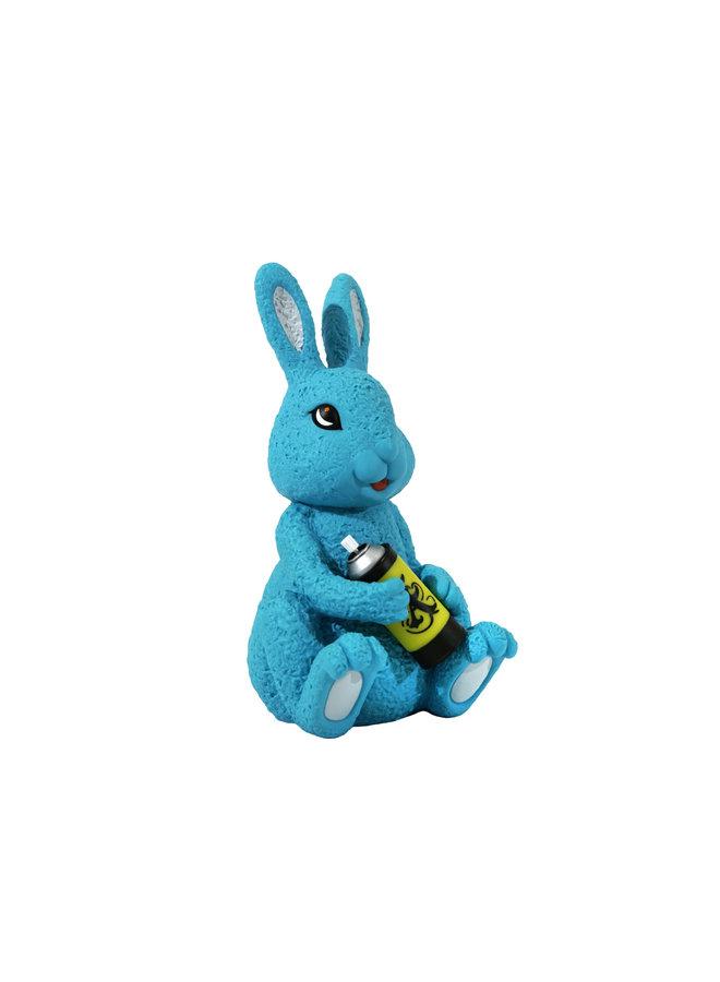 AIKO BUNNY x KIDROBOT Limited Edition Blue
