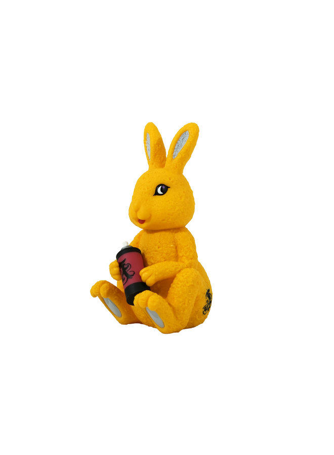 AIKO BUNNY x KIDROBOT Limited Edition Orange