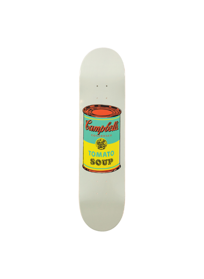 """Andy Warhol """"Yellow Campbell's Soup"""" Skate Deck"""