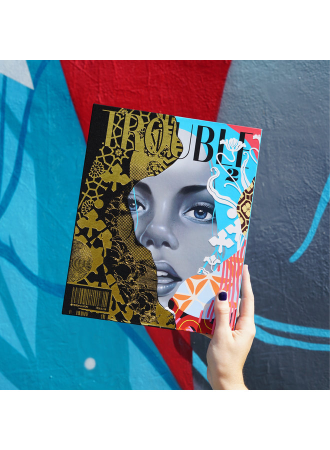 Tristan Eaton's Trouble Issue 2