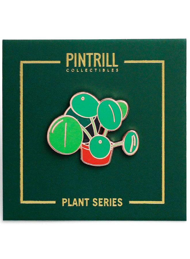Plant Series -  Pancake Plant Pin