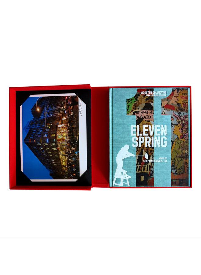 Eleven Spring Ltd Ed: Shepard Fairey: A Celebration of Street Art