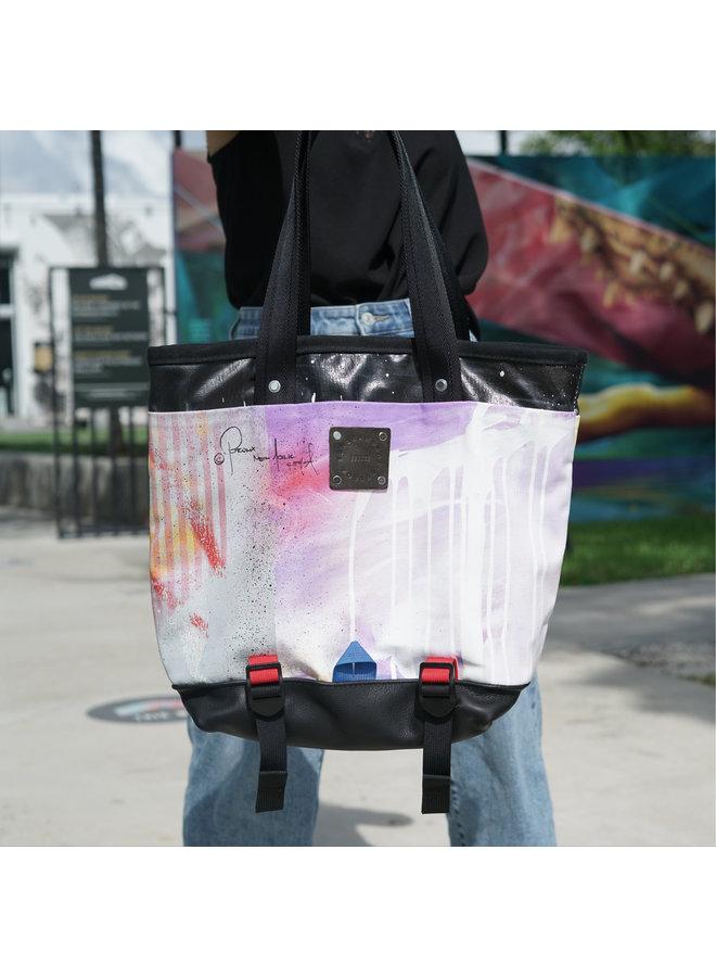 SEN2 Custom Bags x Wynwood Walls
