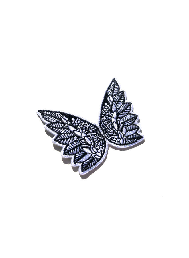 Kelsey Montague Wing Patch
