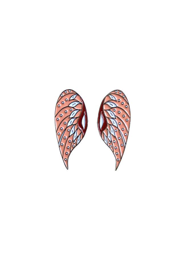 Kelsey Montague Wing Pin