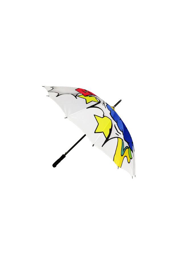 """Crashone x Wynwood Walls """"Comix"""" Umbrella"""