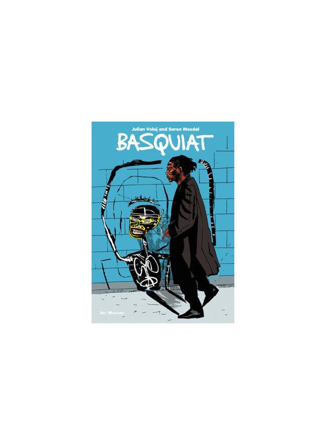 Basquiat Art Master Series