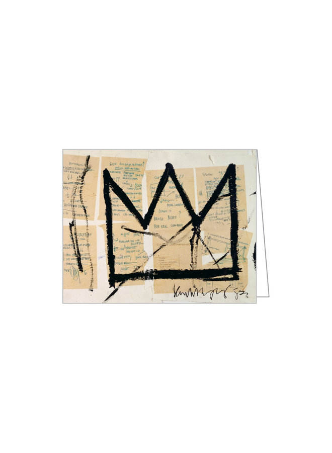 Jean-Michel Basquiat QuickNotes