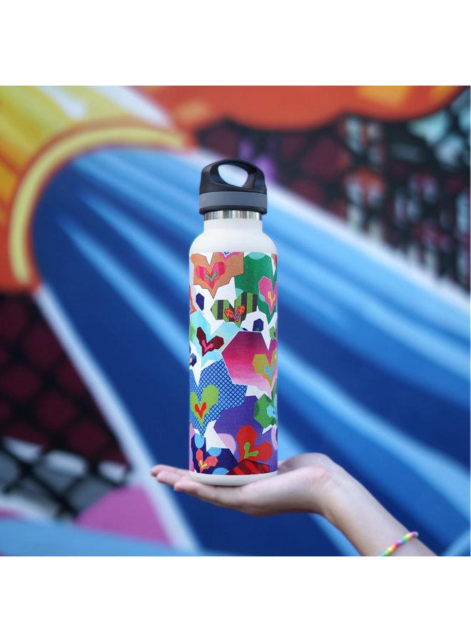 Bio Hearts Water Bottle