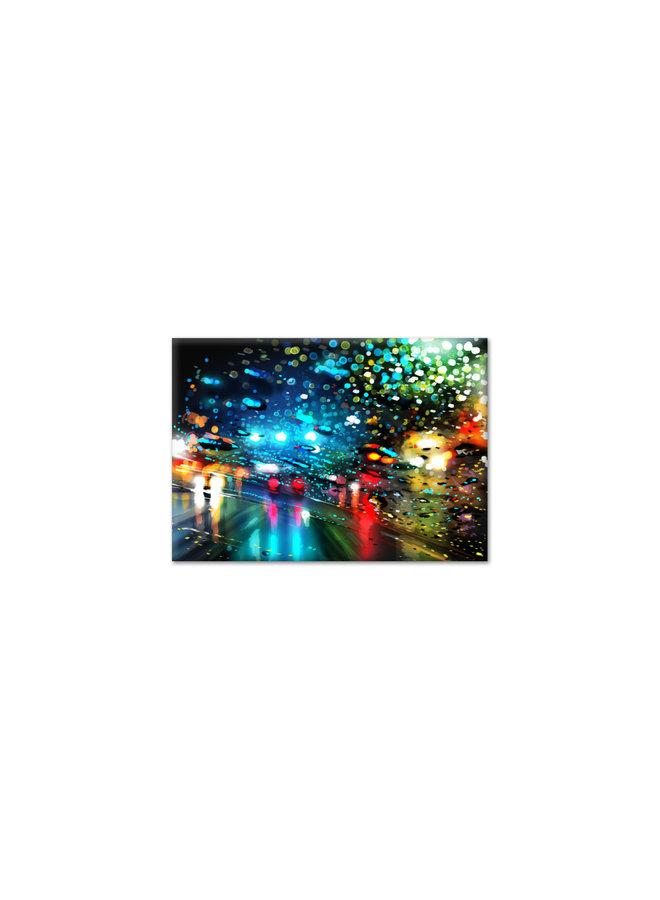 Dan Kitchener  Blurry Lines Magnet
