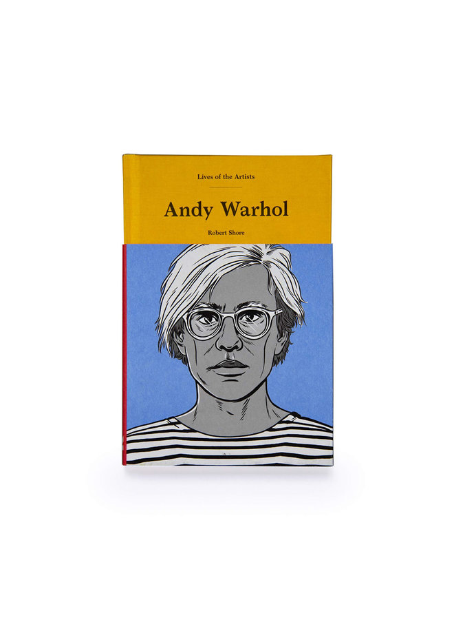 Andy Warhol  ( Lives of the Artists )
