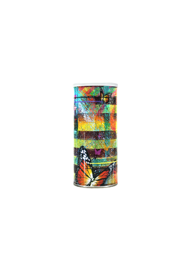 """RISK  x Wynwood Walls """"Butterfly Flag"""" Puzzle"""