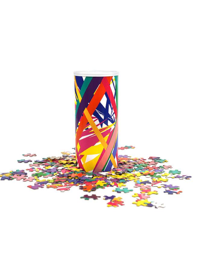 """AVAF x Wynwood Walls """"Untitled"""" Puzzle"""