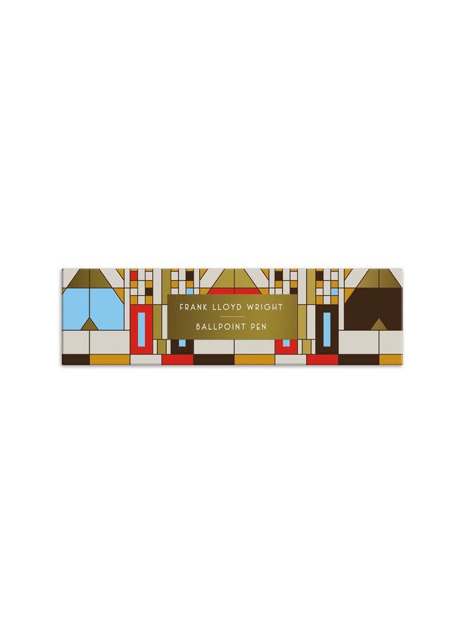 Boxed Pen Tree of Life Frank Lloyd Wright