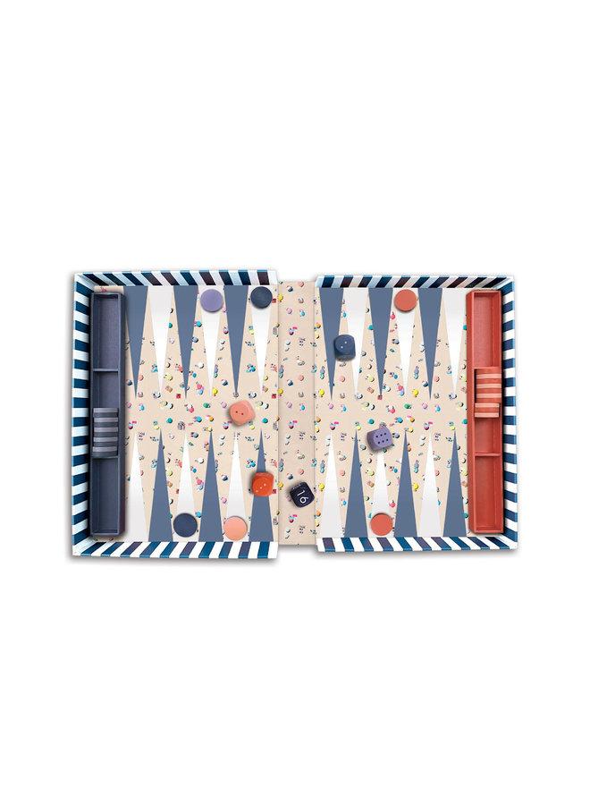 Backgammon Gray Malin