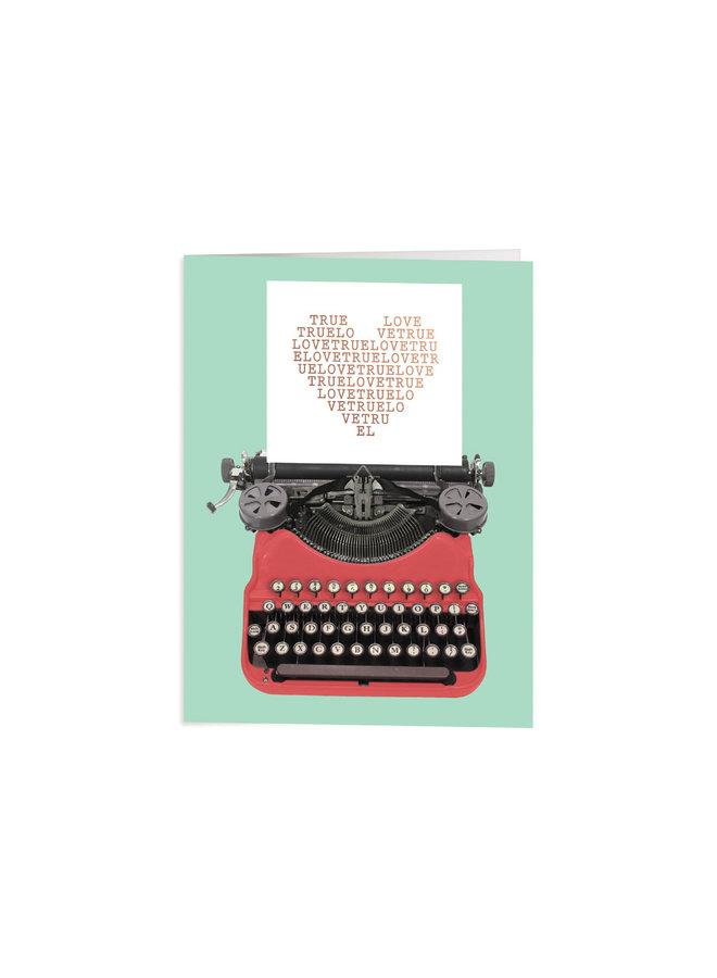 Greeting DIY Love Letters