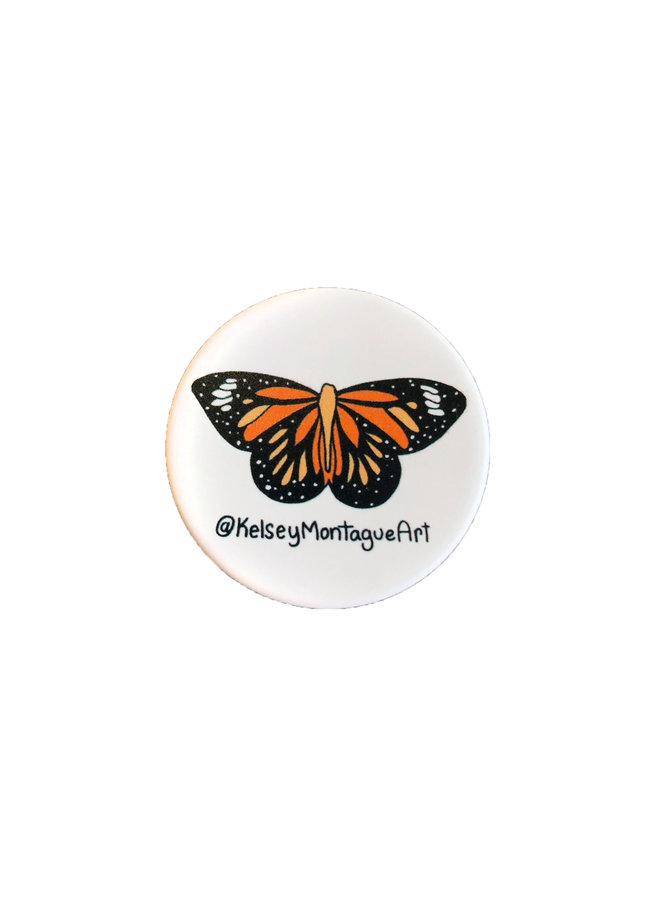 Kelsey Montague Butterfly Popsocket