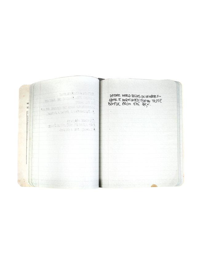 Basquiat: The Notebooks